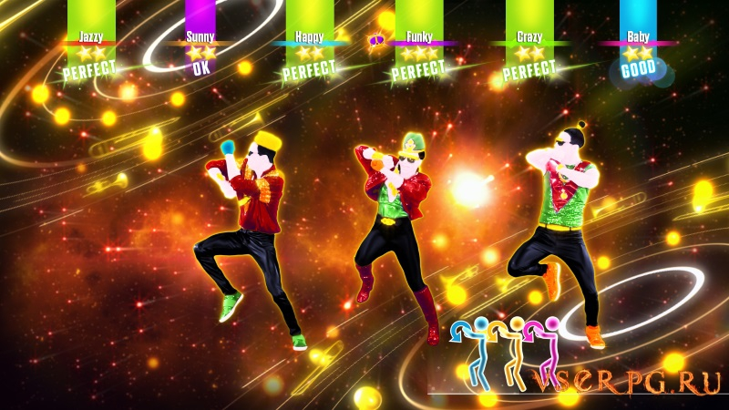 Just Dance 2017 screen 3