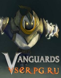 Постер игры Vanguards (2016)