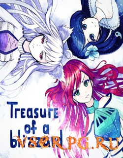 Постер игры Treasure of a Blizzard
