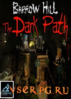 Постер игры Barrow Hill: The Dark Path