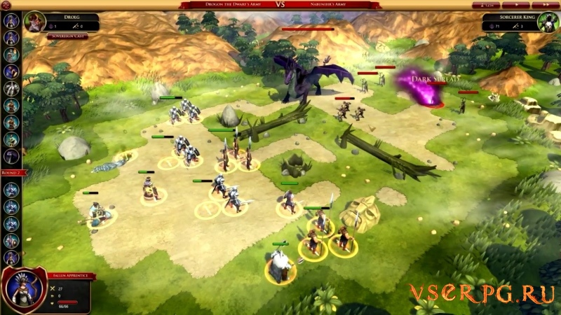 Sorcerer King: Rivals screen 3