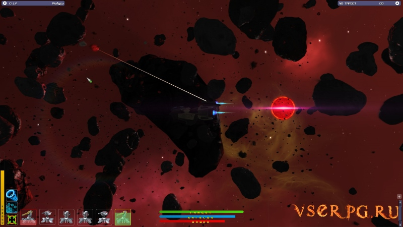 Stellar Tactics screen 1