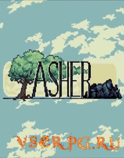 Постер игры Asher