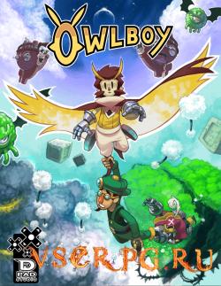 Постер игры Owlboy