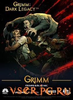 Постер игры Grimm: Dark Legacy