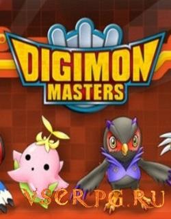 Постер игры Digimon Masters Online