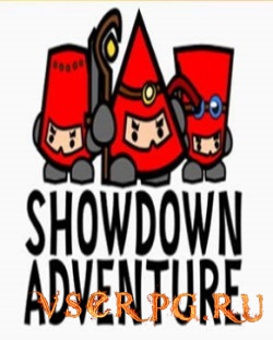 Постер игры Showdown Adventure