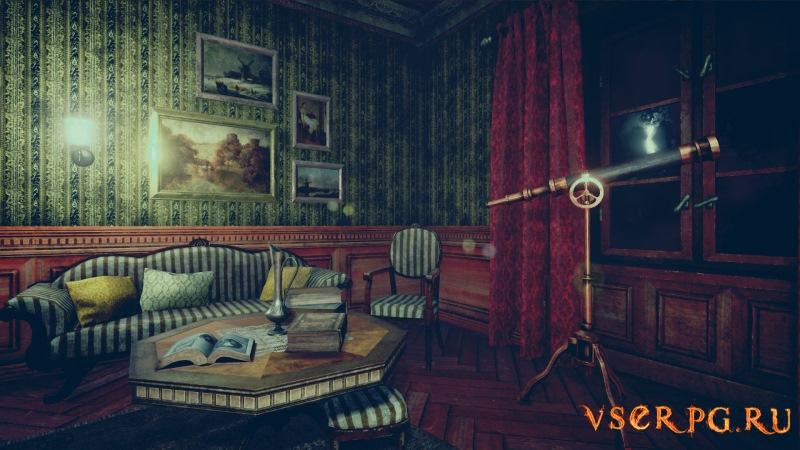 Vernon's Legacy screen 3