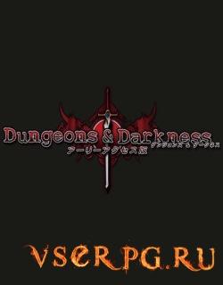 Постер игры Dungeons & Darkness