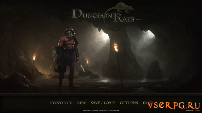 Dungeon Rats screen 1