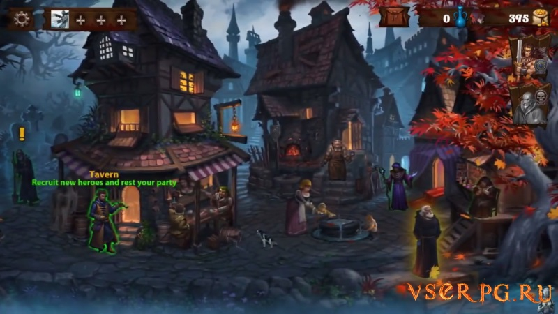 Dark Quest 2 screen 3