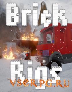 Постер игры Brick Rigs