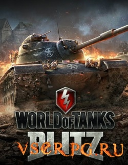Постер игры World of Tanks Blitz (PC)
