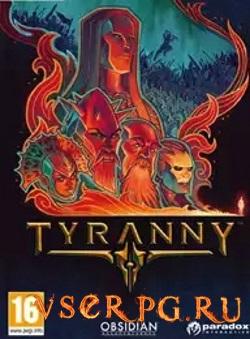 Постер игры Tyranny