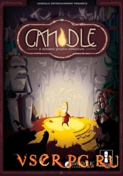 Постер Candle