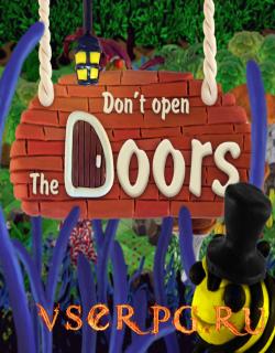 Постер игры Don't open the doors