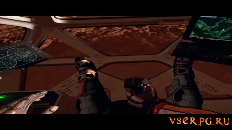 The Martian VR Experience screen 1