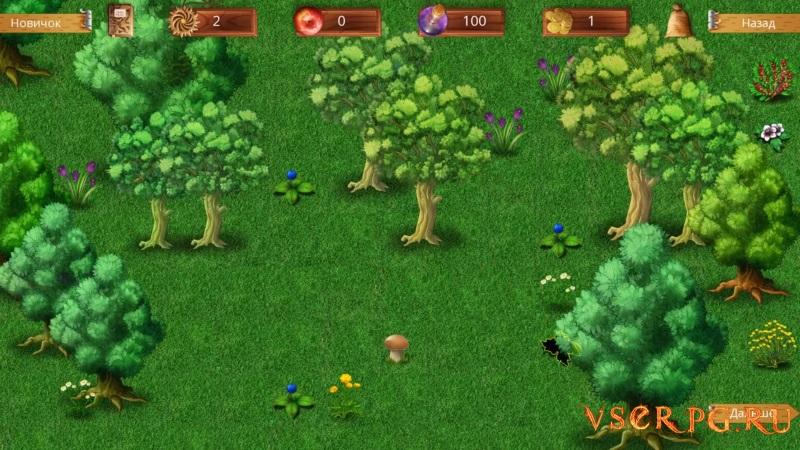 The Herbalist / Травница (игра) screen 3