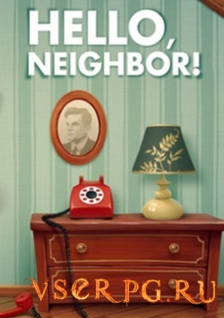 Постер игры Hello Neighbor