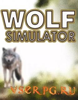 Постер игры Wolf Simulator