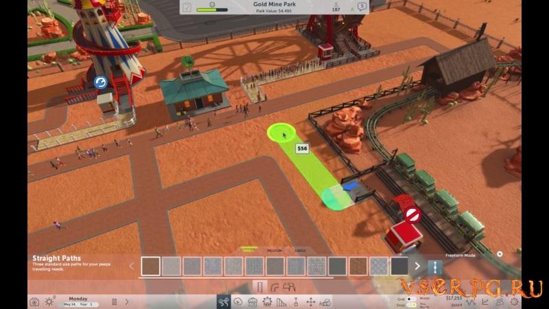 RollerCoaster Tycoon World screen 3