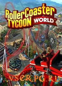 Постер игры RollerCoaster Tycoon World