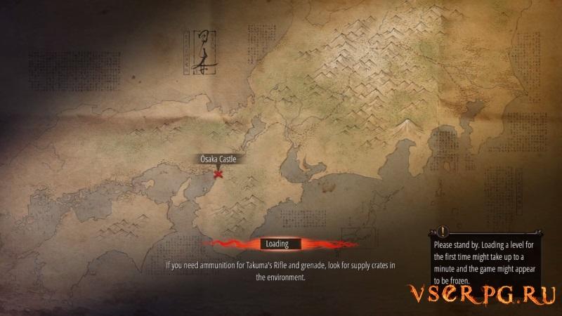 Shadow Tactics: Blades of the Shogun screen 1