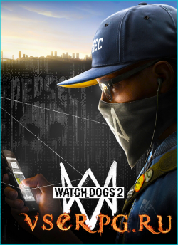 Постер игры Watch Dogs 2