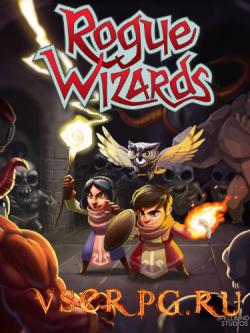 Постер игры Rogue Wizards