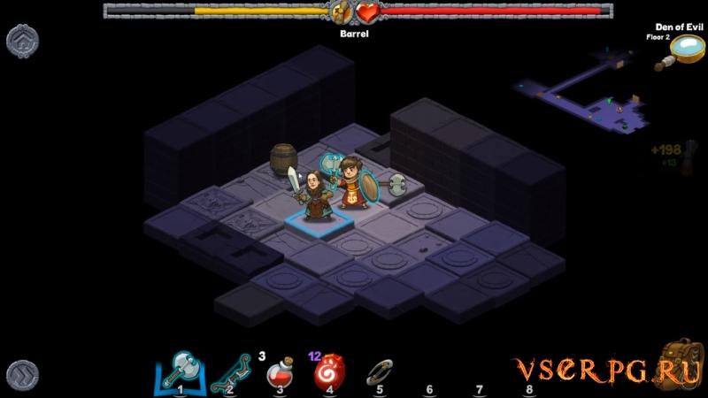 Rogue Wizards screen 3