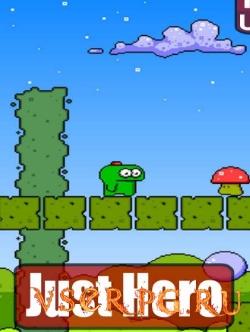 Постер игры Just Hero