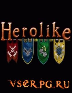 Постер игры Herolike