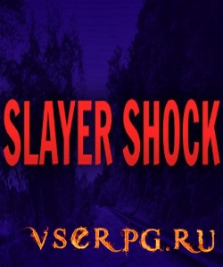 Постер игры Slayer Shock