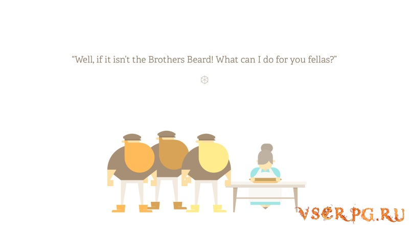 Burly Men at Sea screen 2