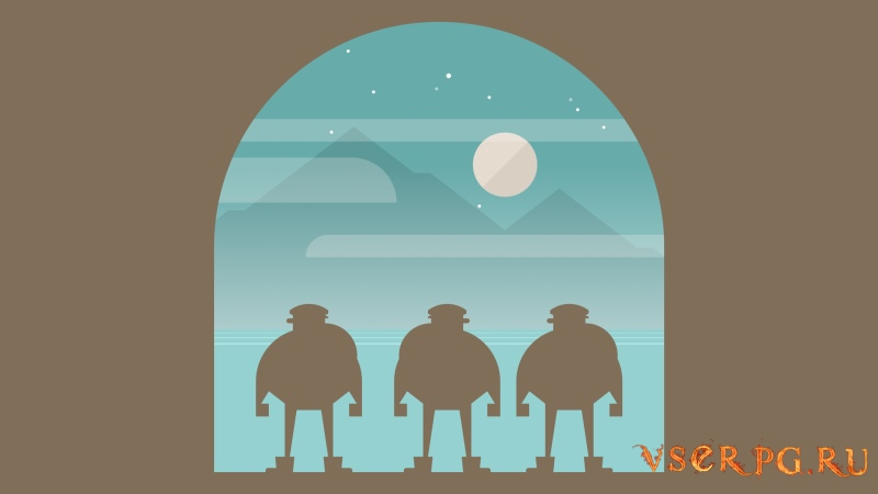 Burly Men at Sea screen 1