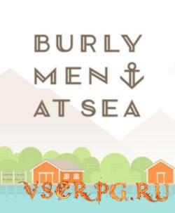 Постер игры Burly Men at Sea