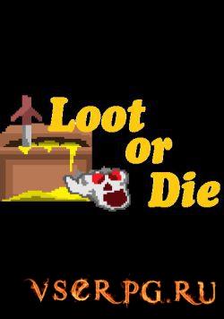 Постер игры Loot or Die