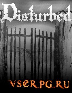 Постер игры Disturbed
