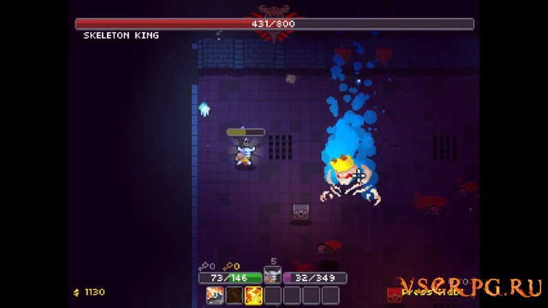 Dungeon Souls screen 2