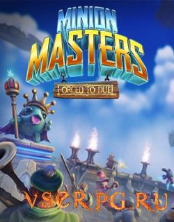 Постер игры Minion Masters