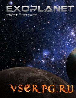 Постер игры Exoplanet: First Contact