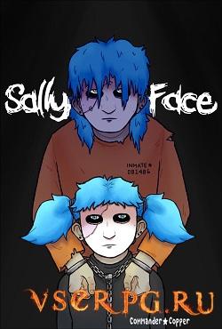Постер игры Sally Face