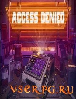 Постер игры Access Denied