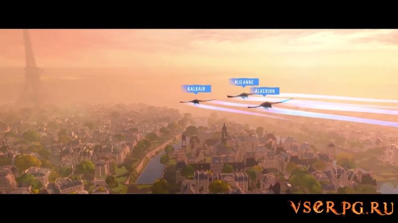 Eagle Flight screen 2