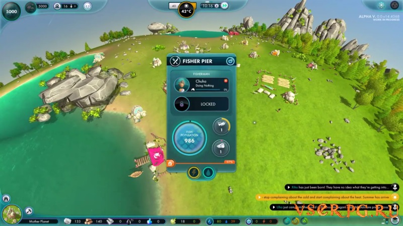 The Universim screen 1