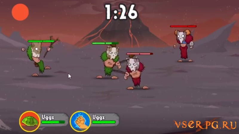 Stone Age Wars screen 3