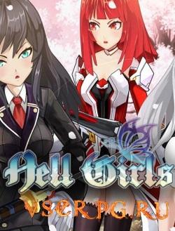 Постер игры Hell Girls