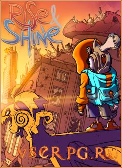 Постер игры Rise & Shine