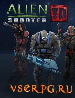 Постер игры Alien Shooter TD