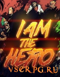 Постер игры I Am The Hero